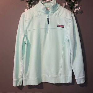 Vineyard Vines Shep Shirt • Mint color • EUC!